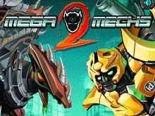 Игра Мега Роботы 2 онлайн (Mega Mechs 2)
