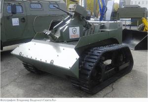 Лучшие современные военные роботы