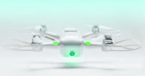 Снимаем потрясающие селфи с дрона