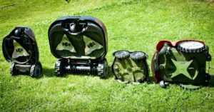 Робот газонокосилка купить в Москве, цена робота газонокосилки в магазине Садтех24