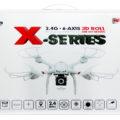 MJX X101 квадрокоптер с возможностью профессиональной съёмки