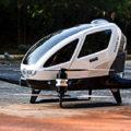 Пассажирский квадрокоптер - будущее вертолётов?