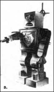 История советской робототехники