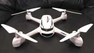Обзор квадрокоптера Hubsan X4 H502S