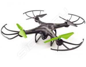 Купить Квадрокоптер PILOTAGE Phantom 2 с камерой,  белый в интернет-магазине СИТИЛИНК, цена на Квадрокоптер PILOTAGE Phantom 2 с камерой,  белый (1111303)