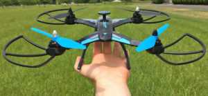 JJRC H31: Водонепроницаемый дрон с камерой