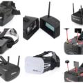 Как выбрать FPV очки для гоночного квадрокоптера (Часть 1) - Интернет-магазин радиоуправляемых моделей и запчастей