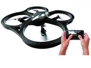 Квадрокоптер с камерой и трансляцией на айфон