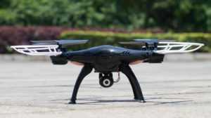 Квадрокоптер SYMA X5SW c Wi-Fi FPV купить в интернет-магазине Somebox