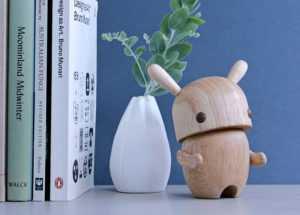 Хобби-бизнес. 15 необычных идей деревянных игрушек и изделий для детей    Роботы деревянные