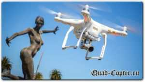 Применение квадрокоптеров, использование в бизнесе, в личных целях.
