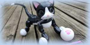 Интерактивный робот Teksta Kitty - обзор популярной модели и отзывы