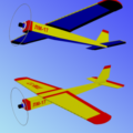Модели авиации своими руками