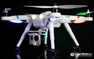Квадрокоптер GoPro Karma с подвесом