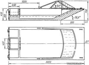 Лодка своими руками: порядок действий, выбор материала, чертежи и инструкция с фото -