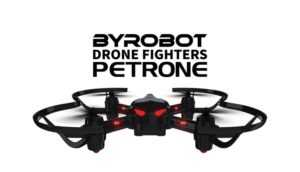 Обзор неоднозначного боевого квадрокоптера Byrobot Drone Fighter - Root Nation