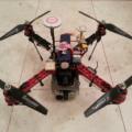 Квадрокоптер своими руками: как собрать дрон для человека, мини из бумаги, подручных материалов, схема для начинающих, чертежи, что нужно для сборки