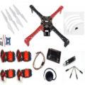 DIY KIT Quadcopter F450 APM2.6 GPS, набор для сборки