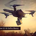 Вешаем камеру на квадрокоптер AR.Drone 2 - Сисадминство