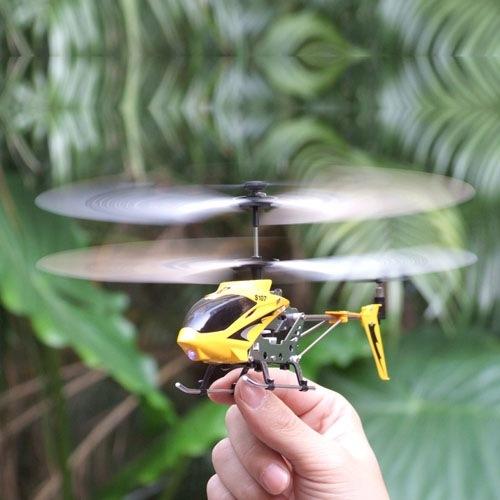 Классы радиоуправляемых вертолетов - Микромодели