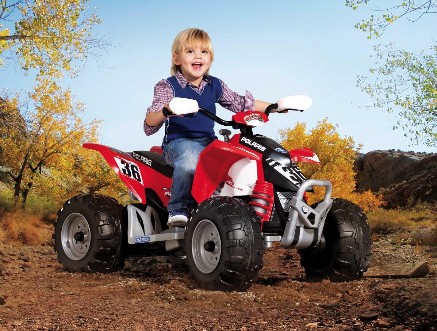 Купить детский бензиновый квадроцикл в Москве с доставкой