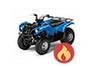 Детские квадроциклы бензиновые купить в ATV-MOTO.org