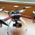 Квадрокоптер (дрон) своими руками из модулей - Zetsila