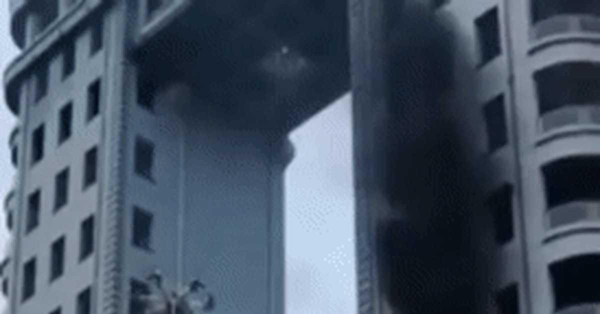 EHang превратила аэротакси в пожарный дрон