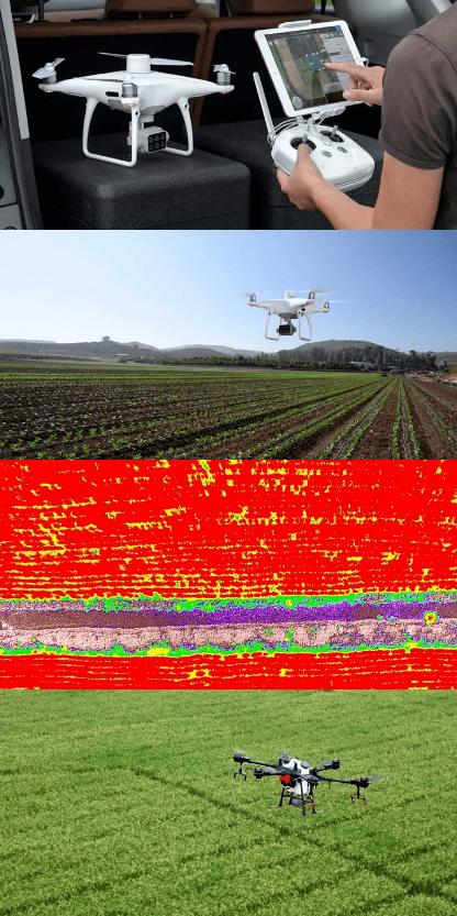 Производители квадрокоптеров, коптеров, дронов